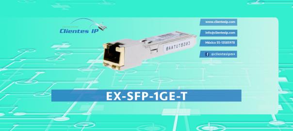 EX-SFP-1GE-T